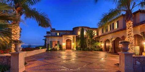 expensive la mansions   buy business