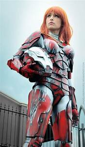 Pepper Potts Gets Her Own Iron Man Armor