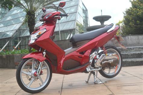 Modifikasi Nouvo Z by Pin Dijual Honda Cb Modif Ajilbabcom Portal On