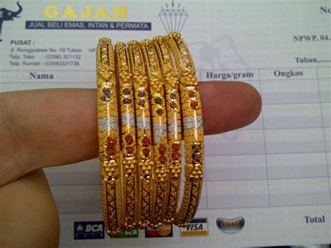 22k gold india dubai bangles 22k 24k gold jewelry in 2019 gold jewellery design