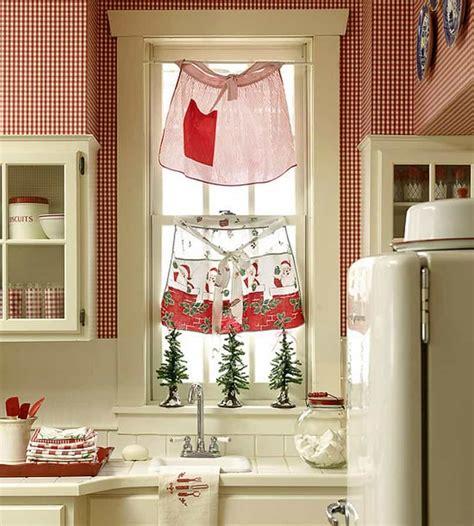 ways  decorate  kitchen   holidays
