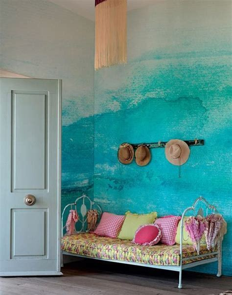 de 100 fotos de paredes decoradas Decoración del