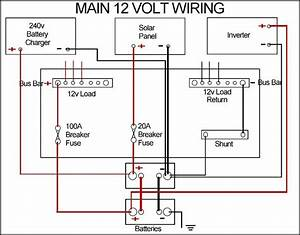 Diagram  Basic 12 Volt House Wiring Diagrams Full Version