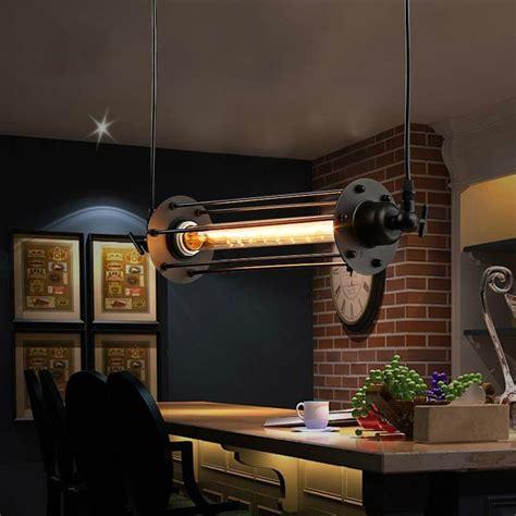 vintage pendant lights for kitchens aliexpress com buy industrial retro vintage flute