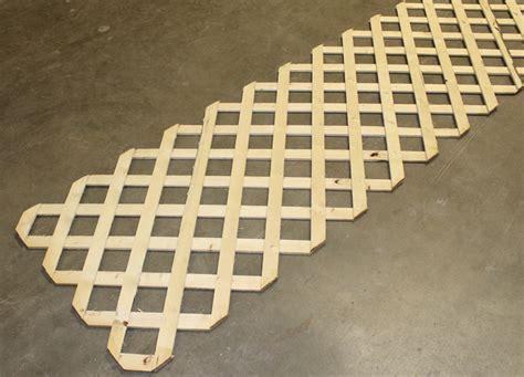 sutherlands  lw    foot lightweight treated lattice