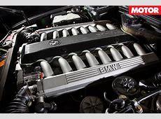BMW 7 Series V16 manual created