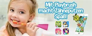Motivation Zum Putzen : spa beim z hneputzen mit dem zahnputzaufsatz playbrush ~ A.2002-acura-tl-radio.info Haus und Dekorationen