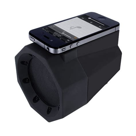 thumbs boombox touch speaker