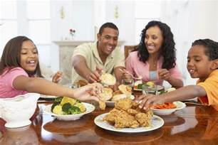 six tips for stress free family meals
