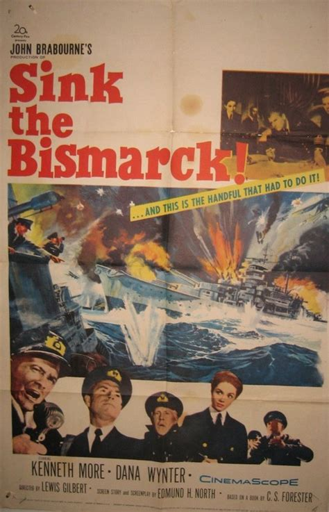 sink the bismarck sink the bismarck 1960