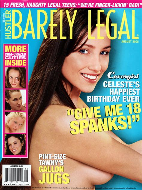 Barely Legal August 2005 Product Barely Legal August 2005