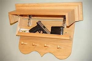 Gun Concealment Furniture HiConsumption