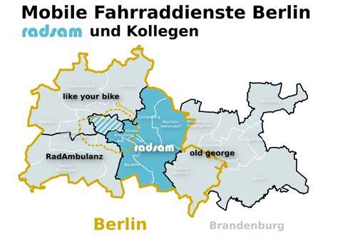radsam mobile fahrradwerkstatt  berlin