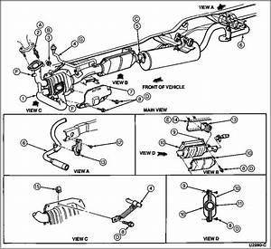Ford Super Duty  How To Replace Catalytic Converter  Diesel