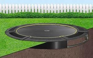 Hudora Trampolin 305 Ersatzteile : bodentrampolin in ground capital play 305 black trampolin boden ~ Frokenaadalensverden.com Haus und Dekorationen