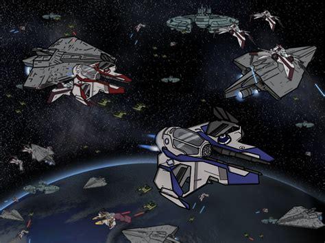 War Commander Wallpaper Gallery Wars Clone Wars Space Battle Www Pixshark