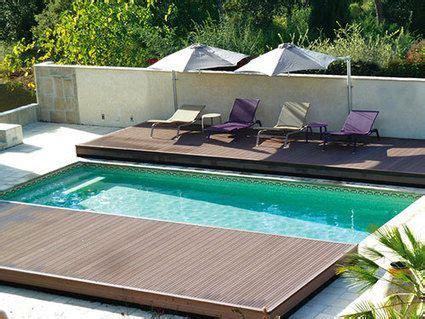 mobile terrasse pool une terrasse mobile pour couvrir votre piscine pools small tiny amazing piscinas pool