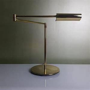 Lampe Bureau Vintage : lampe liseuse de bureau articul e dor vintage halog ne avec variateur ~ Teatrodelosmanantiales.com Idées de Décoration