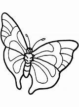 Coloring Vlinders Fun Kleurplaat Butterflies Vlinder Stemmen sketch template