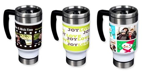 stocking stuffer ideas custom travel mug