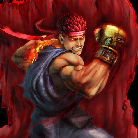 Evil Ryu Ssf4ryu