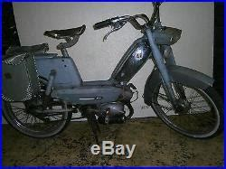 mobylette peugeot bb rs  vitesses vintage complete moto