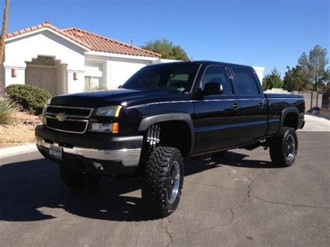 car owners manuals for sale 2006 chevrolet silverado 2500 transmission control buy used 2006 chevrolet silverado 2500hd ltz lifted fully loaded clean one owner in las vegas