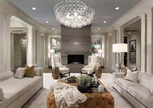 Taupe Silk Curtains by 10 Beautiful Rooms With Marble Fireplaces