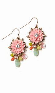 Pink Peony | Pink peonies, Freshwater pearl beads, Pink