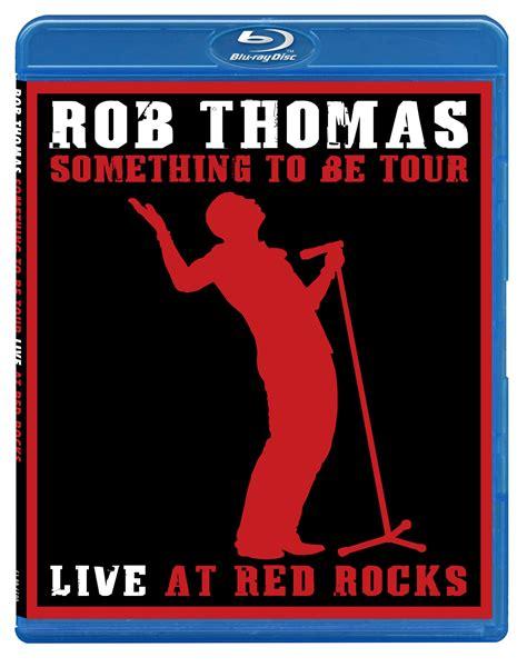 Rob Thomas Bluray Disc Contest | SEAT42F