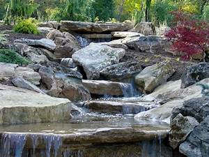 landscape, water, features