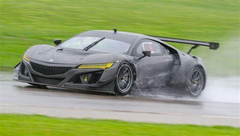 acura supercar acura nsx gt3 a race ready supercar can be yours
