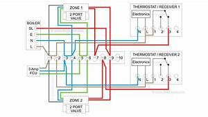 Combi Boiler Wiring Diagram