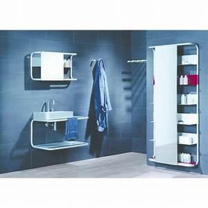 Bois Pour Salle De Bain : mobilier en bois ou aluminium pour salle de bains aeri blinox ~ Melissatoandfro.com Idées de Décoration