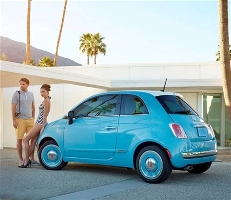 Who Makes The Fiat 500 by 2014 Fiat 500 1957 Edition Makes Debut At The 2013 Los