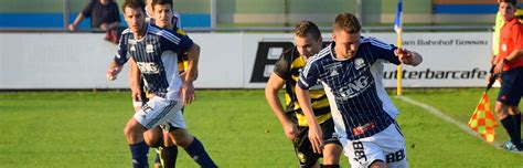 FC Gossau / Spielbericht_winterthur_II