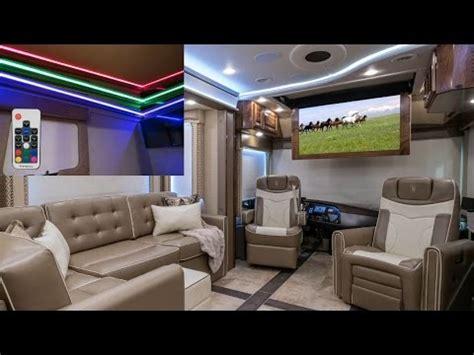 full bath bunk model luxury coach realm fs