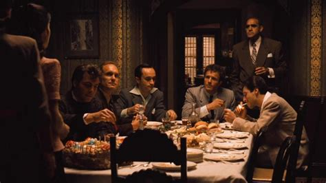 Best Gangster Movie Food Scenes