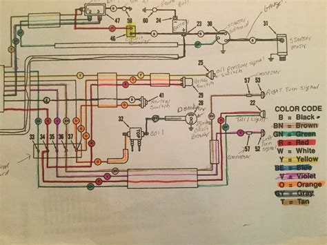 Flh Wiring Questions Harley Davidson Forums