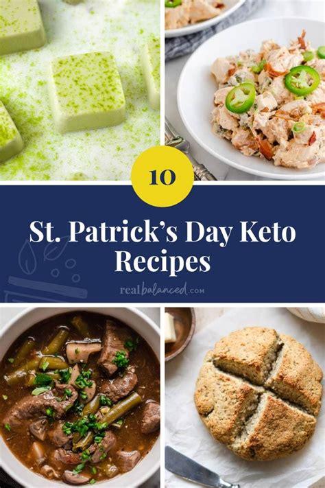 st patricks day keto recipes     st