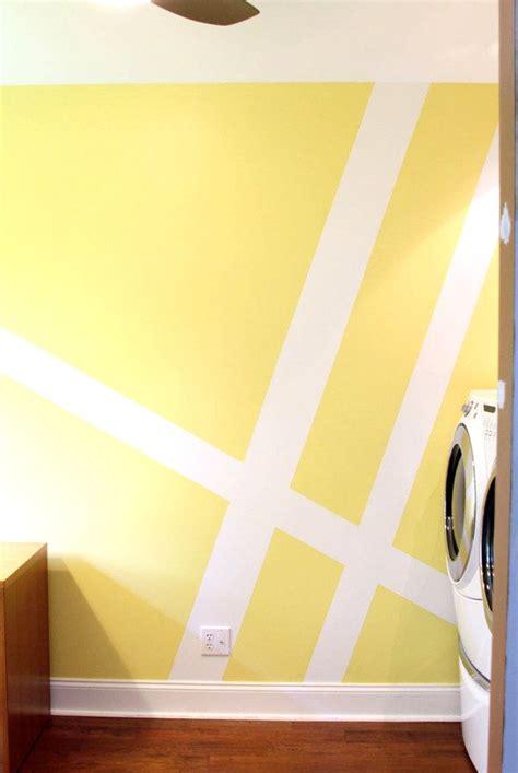 Wandgestaltung Wohnzimmer Muster by Bildergebnis F 252 R Wandgestaltung Mit Farbe Muster W 228 Nde