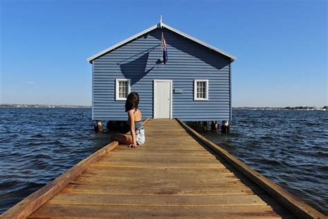Boat Shed Pictures by The Blue House Picture Of Crawley Edge Boatshed Perth