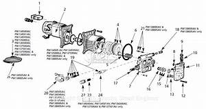 Campbell Hausfeld Pw1380 Parts Diagram For Pump Parts