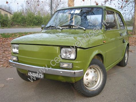 Tappezzeria Fiat 126 Fiat 126 Sito