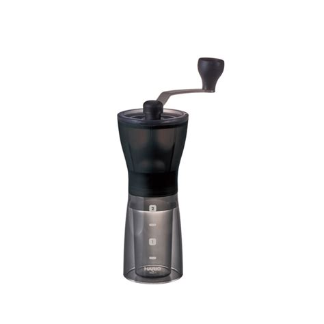 A hand grinder is a great piece of equipment if you take your coffee seriously. Hario Coffee Grinder Mini Slim Plus - One Up One Down ...