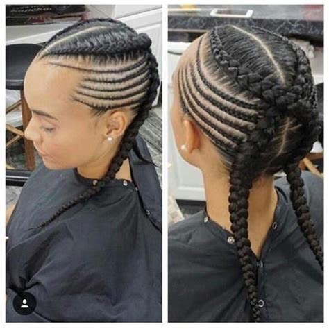 amazing feed  braids