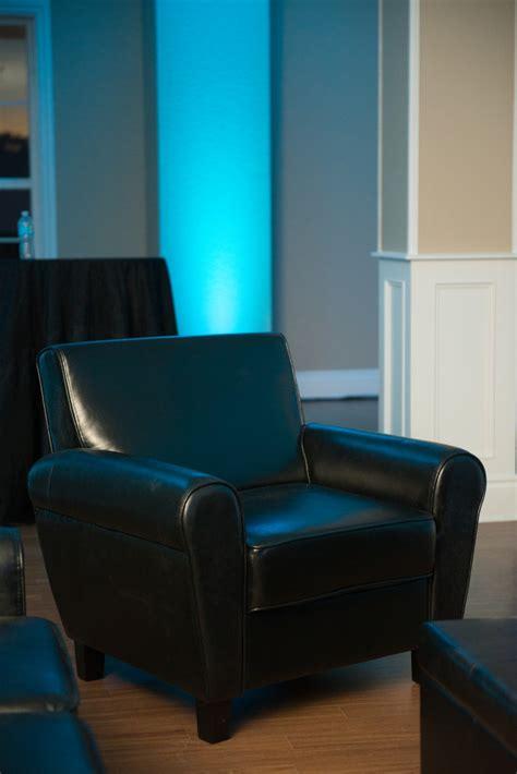black lounge furniture dpc event services