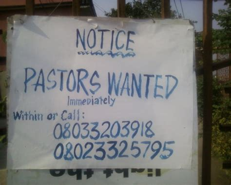 funniest nigerian church posters thatll   laugh