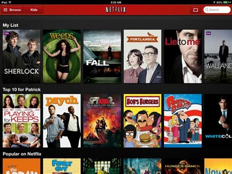 netflix app for iphone netflix for updated background airplay