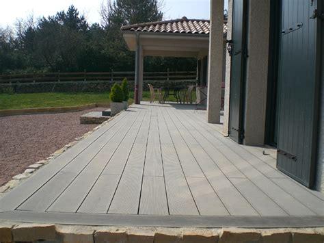 kit terrasse bois composite gris anthracite mdsa france
